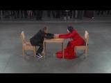 Marina Abramović e Ulay - MoMA 2010
