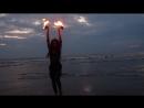 Танец с факелами