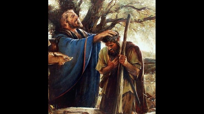 Кем является Мелех Цедек встретивший Аврама Отвечает служитель церкви АСД Филадельфийского периода Пётр Половинко г