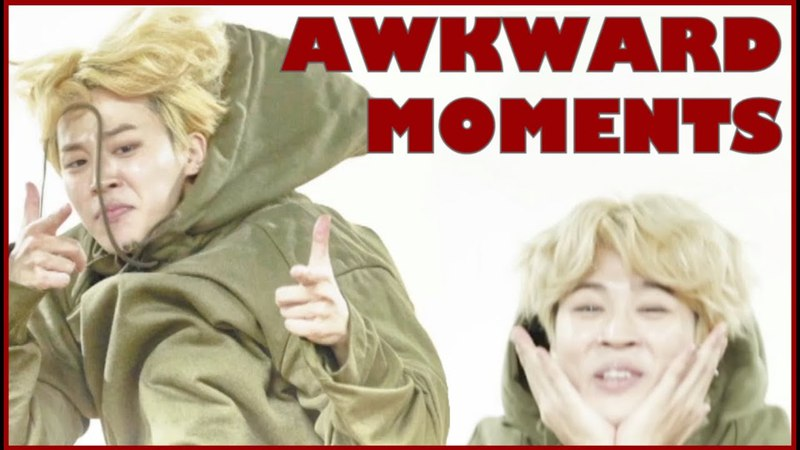 BTS Awkward Funny Moments! кфк