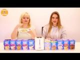 Видео ляпы семейной кухни • ВЫЗОВ ПОП ТАРТ / POP TART CHALLENGE!