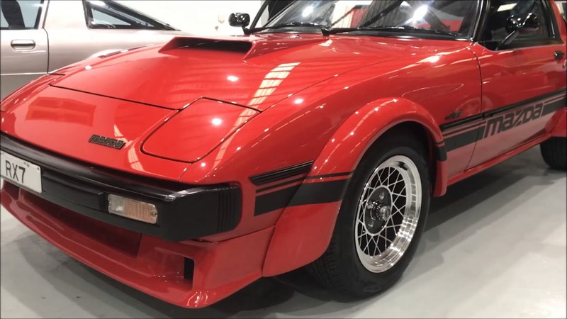 MAZDA RX7 1979 SERIES 1 MIRAGE MONSTER PORT ENGINE SOUND