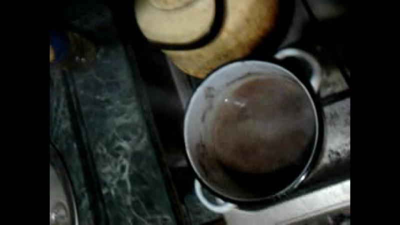 Специальный видео-курс для Анны Трусовой по варке кофе. Финал
