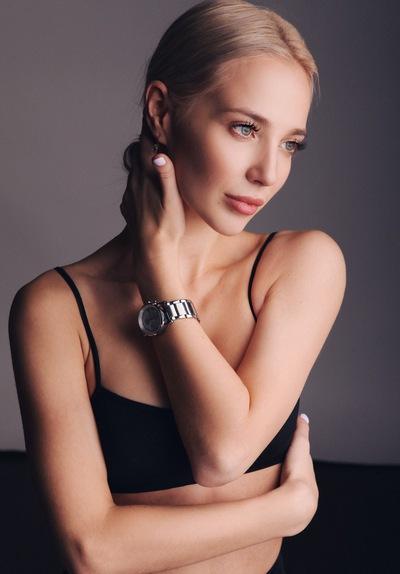 Полина Хритина