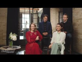 Rachel Weisz Rachel McAdams on Forbidden Love Story in Disobedience _ TIFF 2