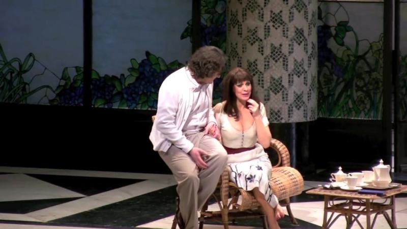 Angela Gheorghiu and Felipe Filianoti sing Ecco il tuo braccio from La Rondine