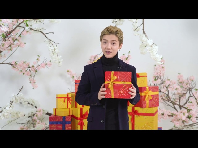 VIDEO LuHan @ L'OCCITANE Super Brand Day VCR ENG SUB