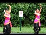 Aigiri Nandini | Modern Bharathanatyam | Rukmani ft Soumya | #5