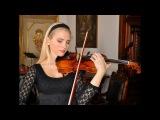 Paganini Caprice N. 24 - Anastasiya Petryshak HD