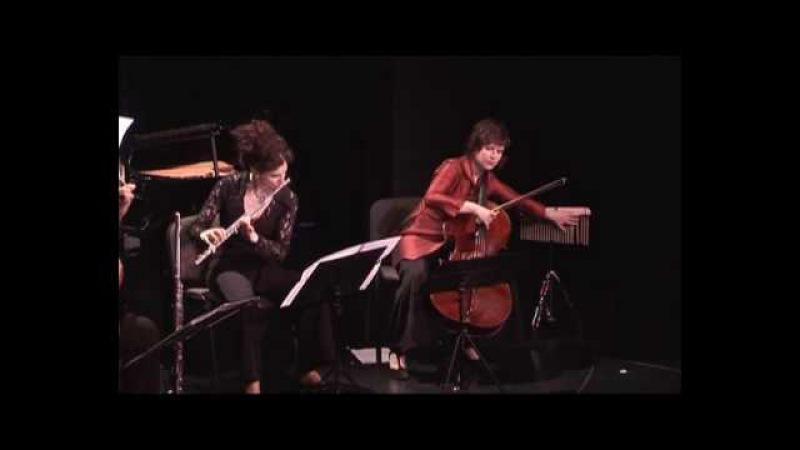 Thierry Pécou : Tango que j'ai pu voir danser / Ensemble ALMAVIVA