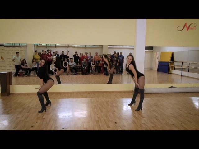 Шоу номер от ТД Пандора баттонс хай хилс Miss and Mister Dance Siberia 2018