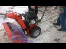 Обзор снегоуборщика Хускварна ST230P