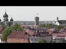 Александро-Невский собор и Длинный Герман. Таллинн (2017) - смотровая Церковь Святого Олафа, Длинный Герман - башня замка Тоомпе