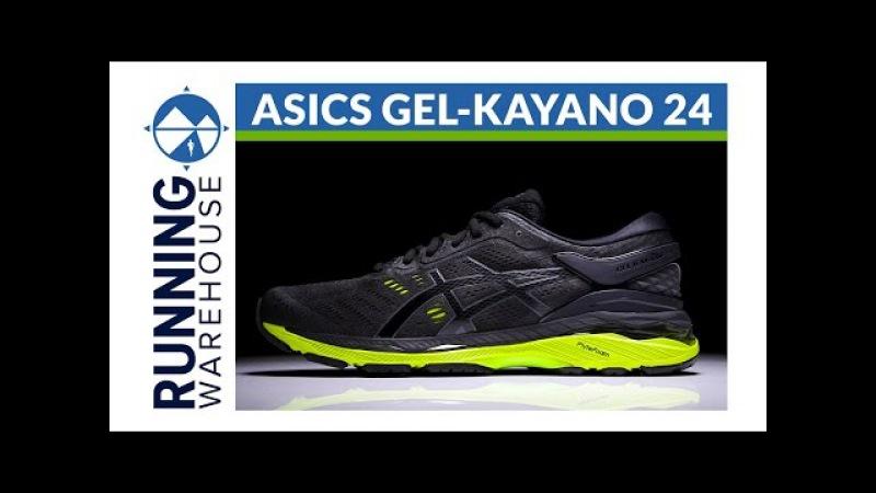 First Look: Asics Gel Kayano 24