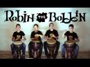 DrumTamKidz Robin the Bobbin djembe percussion drums