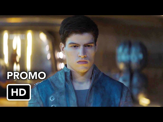 Krypton (Syfy) Teaser Promo HD - Superman prequel