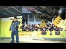 Самое яркое выступление на митинге, мультиэкран