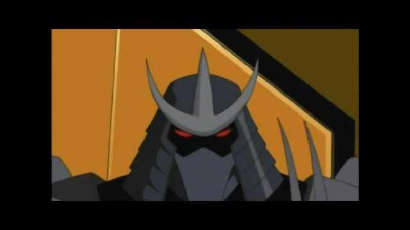 Utrom Shredder's Courtesy