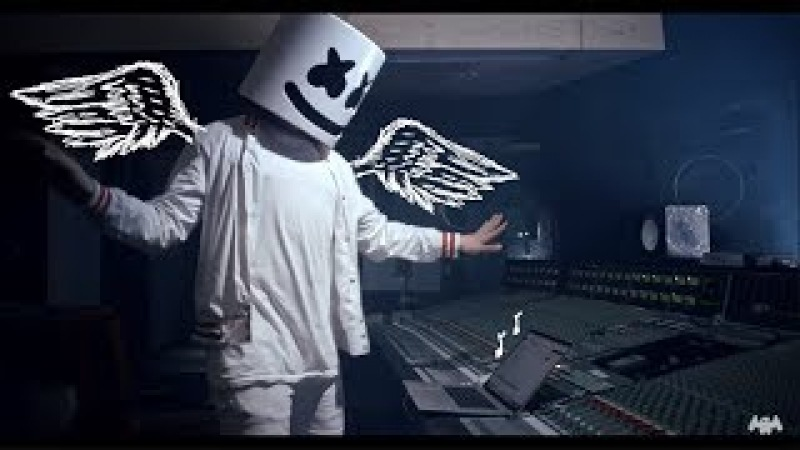 Marshmello Teaches You How To Recreate Alone Summer