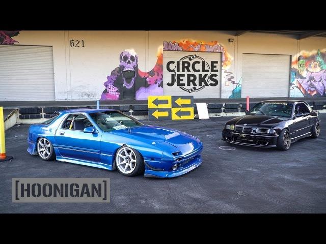 [HOONIGAN] DT 174: ZWING'S V8 E36 VS Gorilluhh's RX7 CIRCLEJERKS
