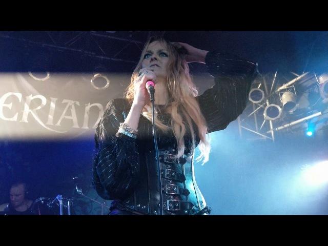 Amberian Dawn - Arctica Live Köln The Jungle 16.02.2018 4K