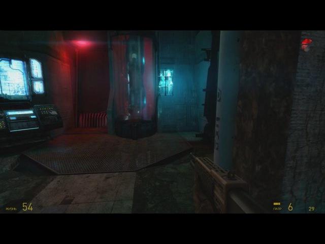 Гоняем хедкрабов: Cinematic Mod 4