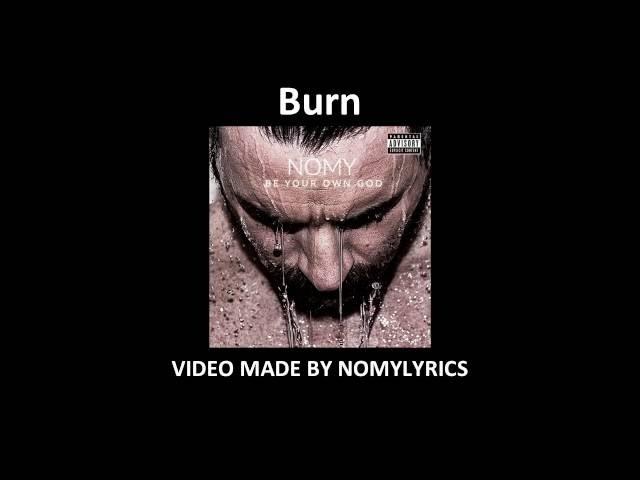 Nomy - Dont fall apart / Lyrics