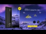 Акция-распродажа доступного безрамочного смартфона с двойной камерой LEAGOO KIICAA MIX