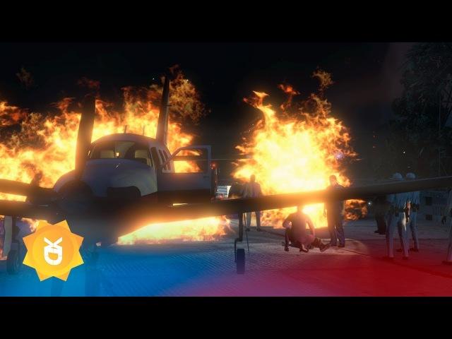 GTA 5 ROLEPLAY | YDDY:RP 109 - КРУШЕНИЕ САМОЛЕТА! (ПРЕСТУПНИК)