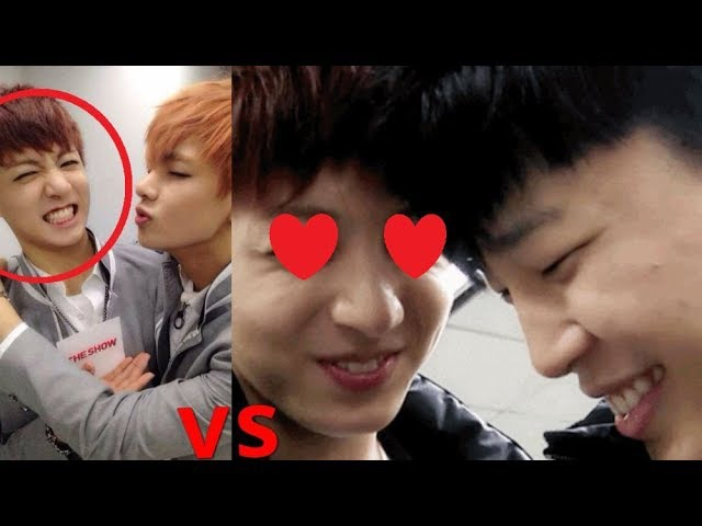 JIKOOK - The difference between Jimin and the rest of the hyungs (Jungkook Jimin)