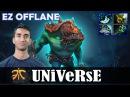 Universe - Tidehunter EZ Offlane   Dota 2 Pro MMR Gameplay