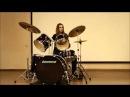 Таня Рутковская - Time is running out (drum cover on Muse)