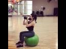 Deborah Goodman Upper body workout