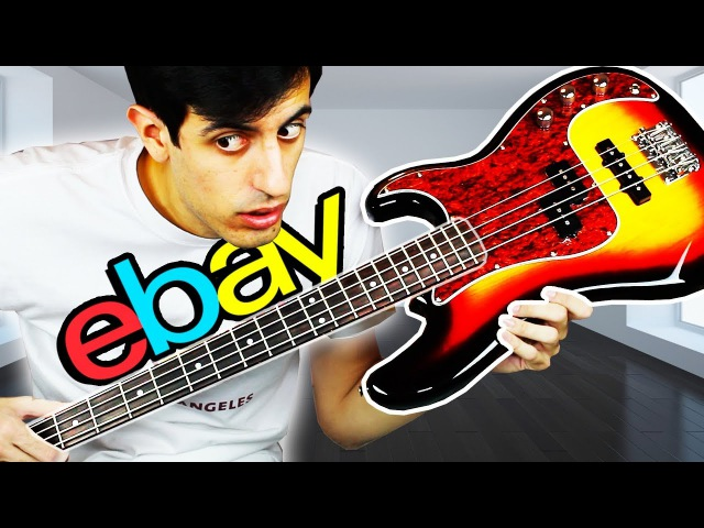 The Cheapest BASS on EBAY