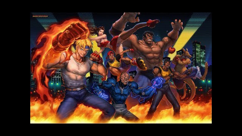 [SMD] Streets of rage 3 (3 hacks by Candra Software)