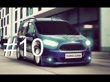 ford tourneo courier - renk efekti Photoshop Araba Modifiyesi