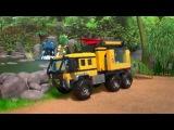 Jungle Mobile Lab - LEGO City - 60160  - Product Animation