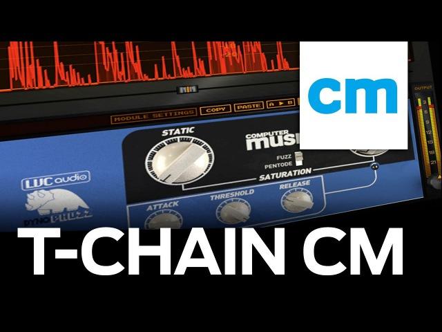 FREE VST/AU Mix Multieffect with CM   LVC-Audio T-Chain CM