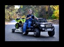 Stunt Bike TimaKuleshov 3 years / Тима Кулешов 3 года - трюки на мотоцикле .