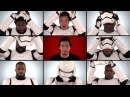 Star Wars Cast Sings A Cappella Medley Jimmy Fallon roots and star wars the force awakens