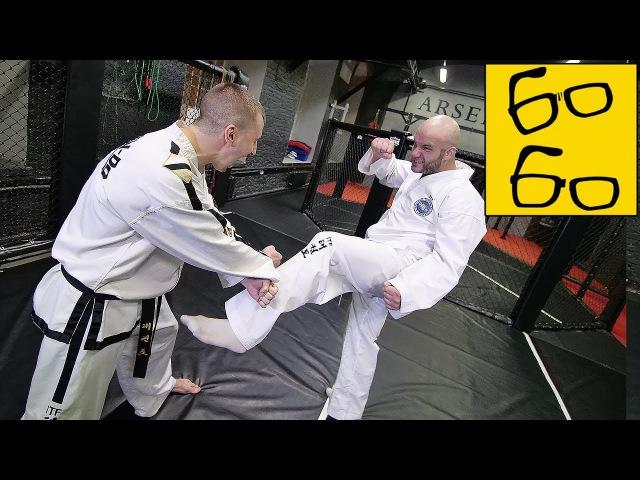 Боксер впервые пробует тхэквондо! Шаманин учит Шталя бить ногами и защищаться от ног (плюс спарринг) ,jrcth dgthdst ghj,etn n['r