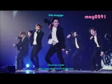 INDO SUB INFINITE - I Need You Back (LIVE @Dilemma Concert In Tokyo)