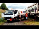 Mitsubishi Fuso Canter Bowser UK spec FE5 1993 2002