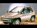 Peugeot 4x4 Agades Concept by Heuliez '1989