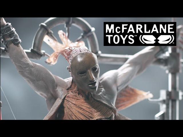 McFarlane Toys: Clive barker's tortured souls 2: the fallen - MORIBUNDI (17)