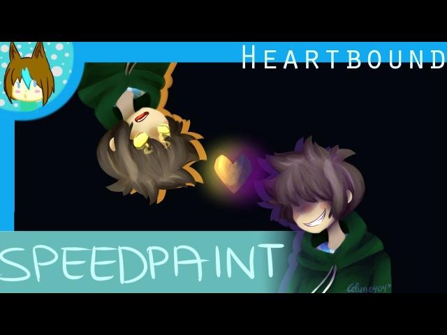 SpeedPaint Heartbound Lore