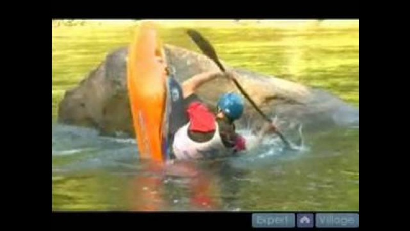 Rodeo Kayaking Tips Freestyle Techniques How to Do a Stern Squirt in Freestyle Kayaking
