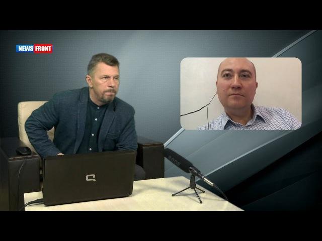 Дебилизация украинского общества продолжается - Максим Сытенков
