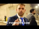 SAUNDERS RESPONDS TO GOLOVKIN'S UNIFICATION PLANS SAYS HE'S FULL OF SH*T, BUT LET'S HAVE IT