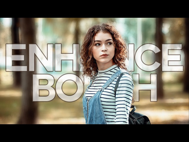 How to Enhance Bokeh Blur Background in Photoshop - Add Smooth Blurred Effect to Photos Easily